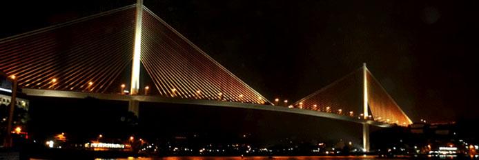 Cầu Bãi Cháy - TP. Hạ Long